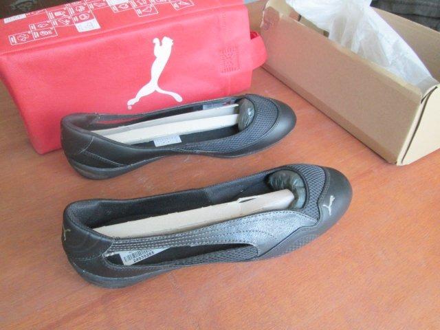 0b7baaf6 zapatillas puma winning diva ballerina negra mujer talla 38 · zapatillas  puma mujer