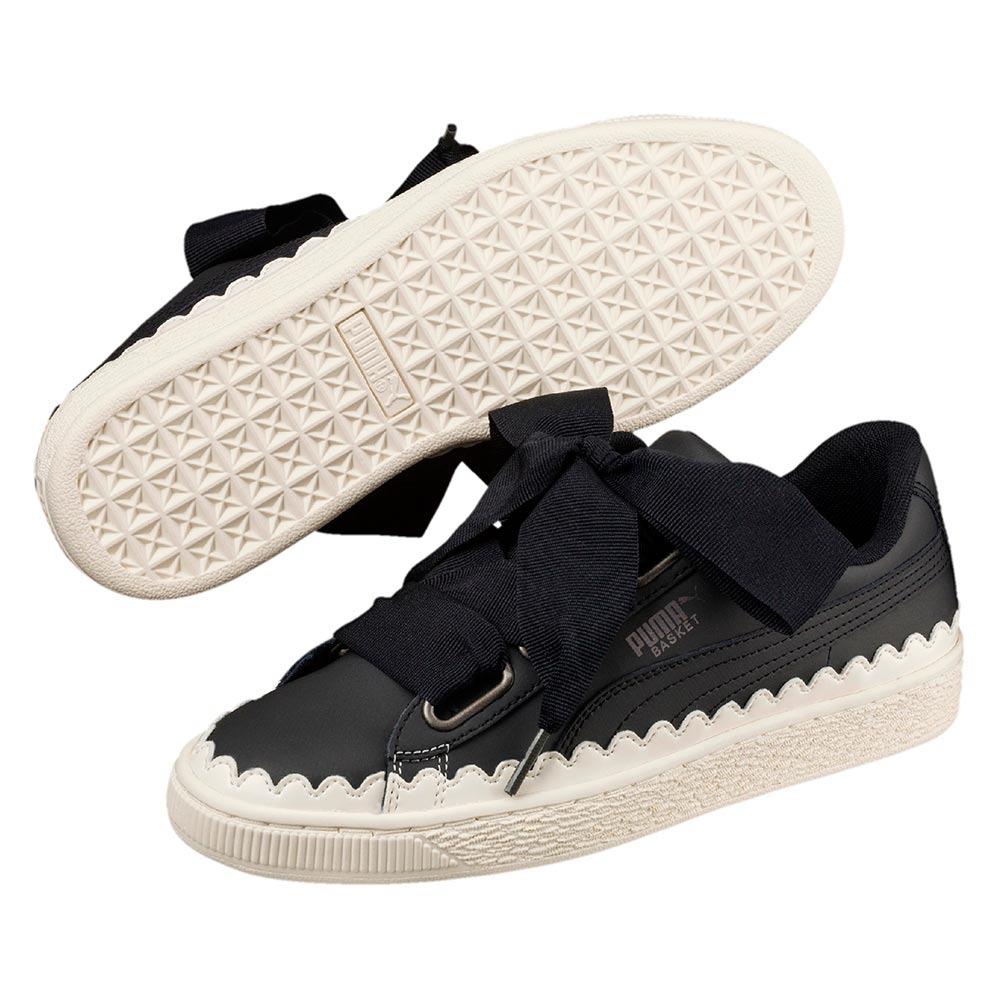 puma mujer zapatillas basket