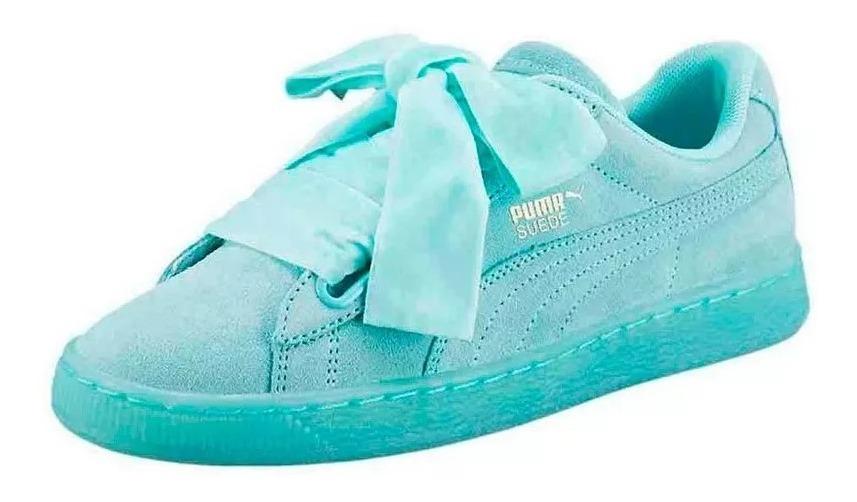 puma zapatillas mujer suede