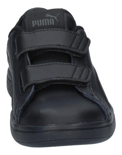 zapatillas puma niños ps urbana smash v2 l v negra-3008