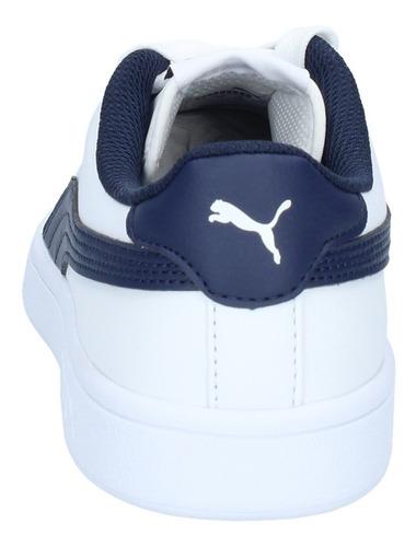 zapatillas puma niños smash v2 l-1200