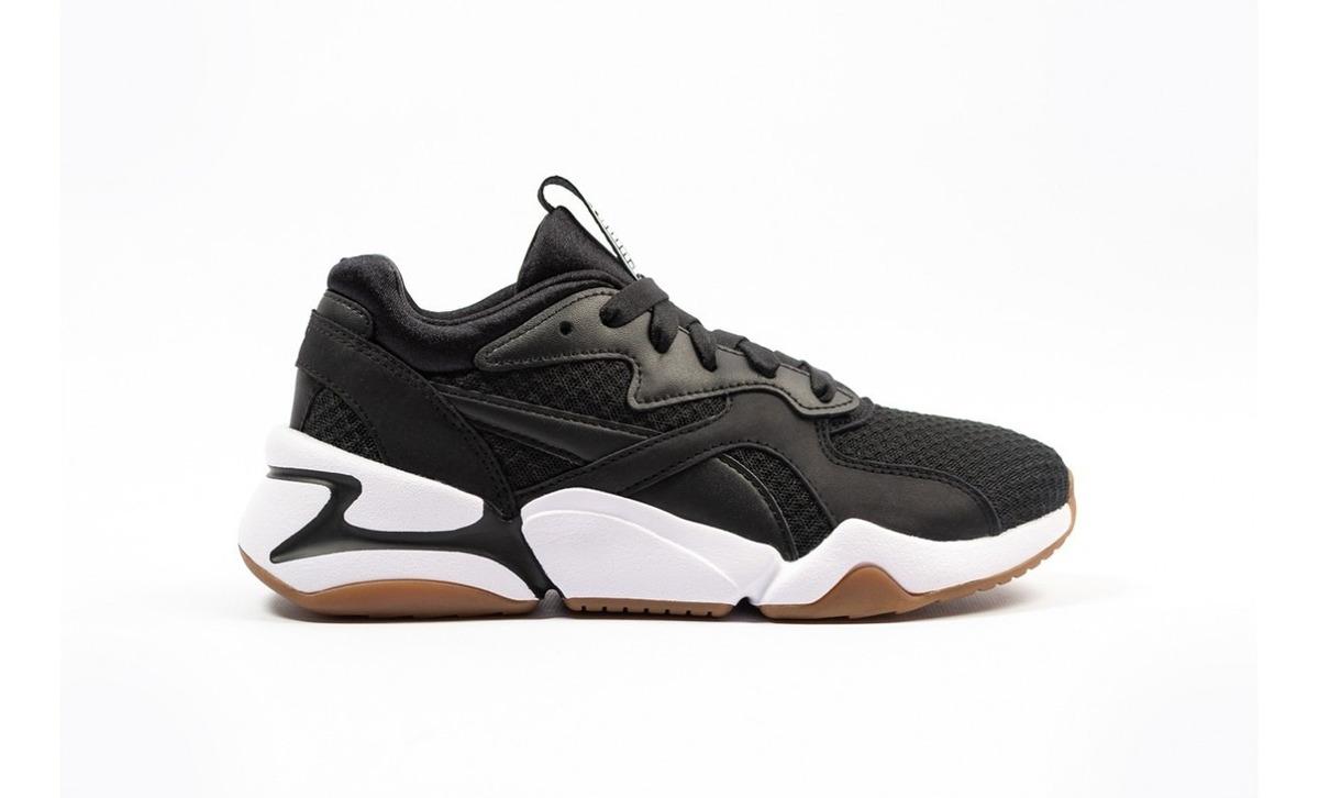 2f90361746 Zapatillas Puma Nova 90 Block Sneakers Negras De Mujer - $ 4.499,00 ...