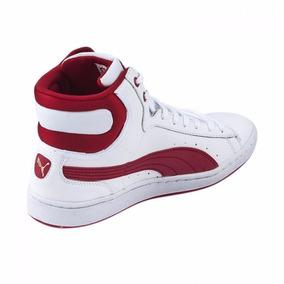 zapatillas mujer rojas puma