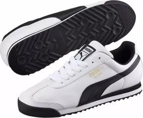 zapatillas puma de hombre blancas
