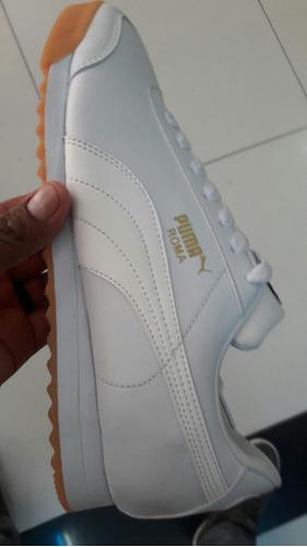 zapatillas puma roma importada color varios delivery gratis