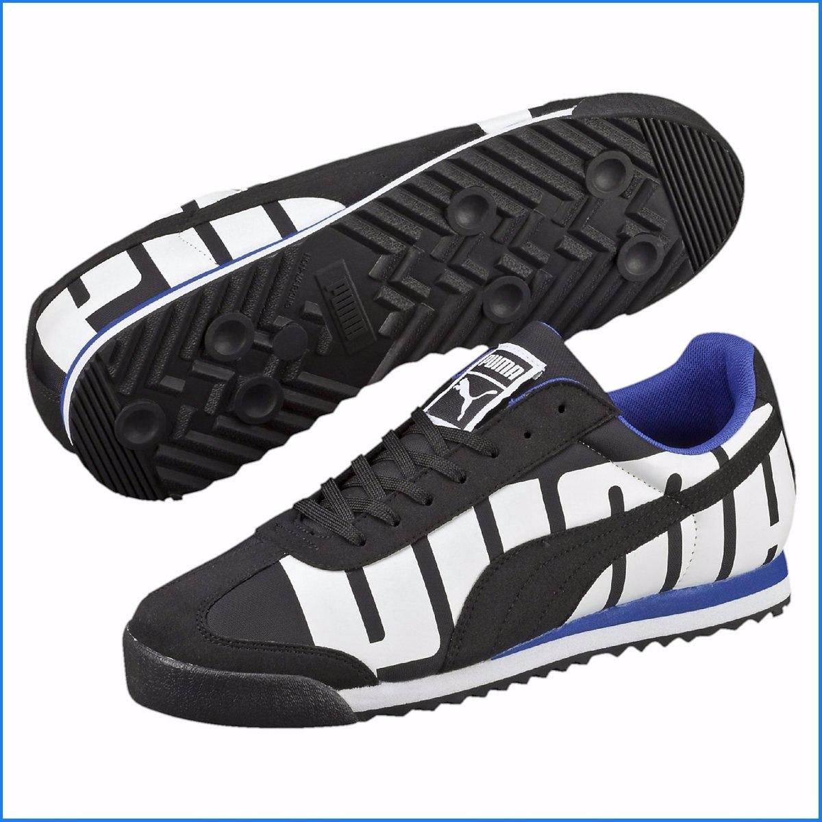 61891d077694f zapatillas puma roma originales en caja ndph. Cargando zoom.