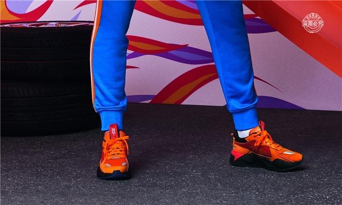 : PUMA Rs x Toys Hotwheels Camaro Zapatillas