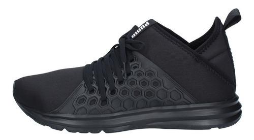 zapatillas puma running hombre enzo nf negro-1430