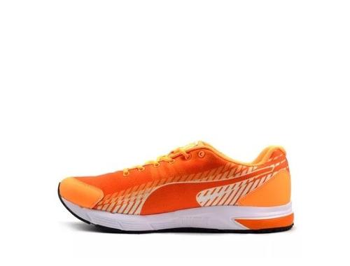 zapatillas puma naranjas