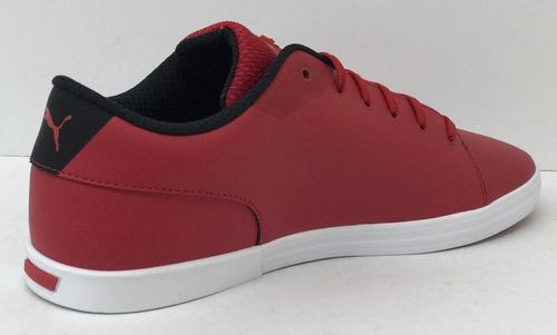zapatillas puma sf wayfarer rojo