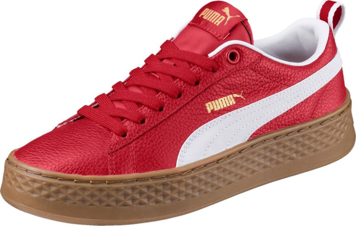 62c87bb47 Zapatillas Puma Smash Platform Vt Mujer ( 366926 02) - S/ 156,00 en ...