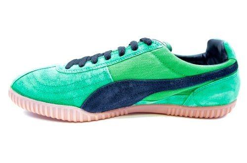 zapatillas puma hombres verdes