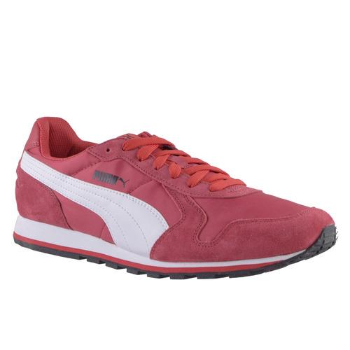 zapatillas puma st runner nl hombre rojo