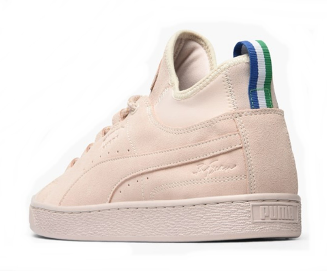 hot sale online 5301f e11a5 Zapatillas Puma Suede Mid Big Sean