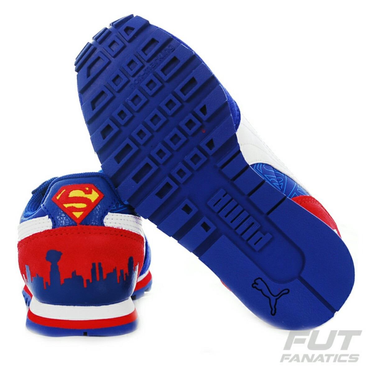 Puma lanza las nuevas zapatillas Superman para niños