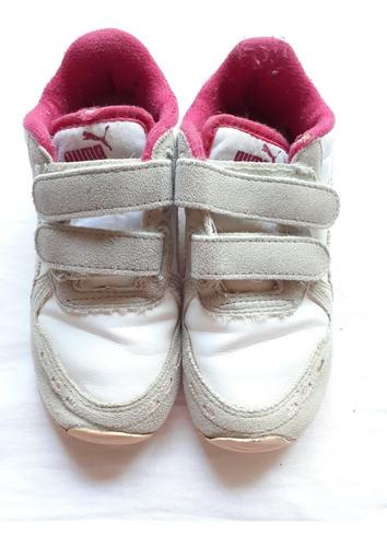 zapatillas puma talla 27 nena
