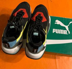 Hat Plaza Zapatillas Puma Thunder Spectra Originales 11us