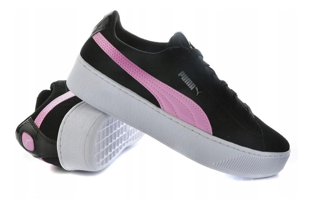 zapatillas puma de mujer plataforma 36