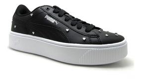 zapatillas con plataforma puma