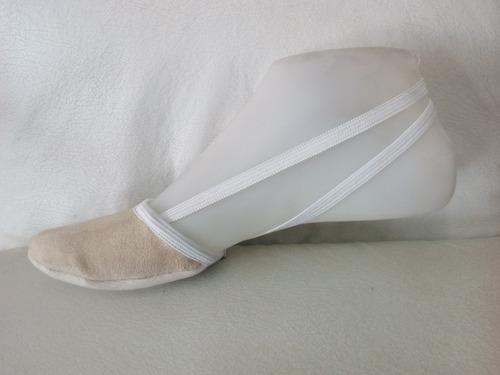 zapatillas punteras para ginmasia de excelente calidad