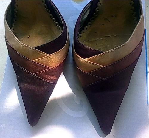 zapatillas puntiagudas