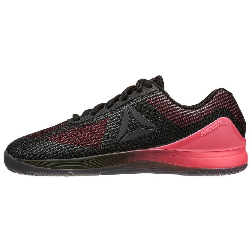 adaceeb69c zapatillas reebok crossfit nano 7.0 training dama negra rosa. Cargando zoom.
