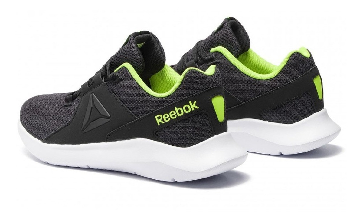 Zapatillas Reebok Energylux Negverde De Hombre