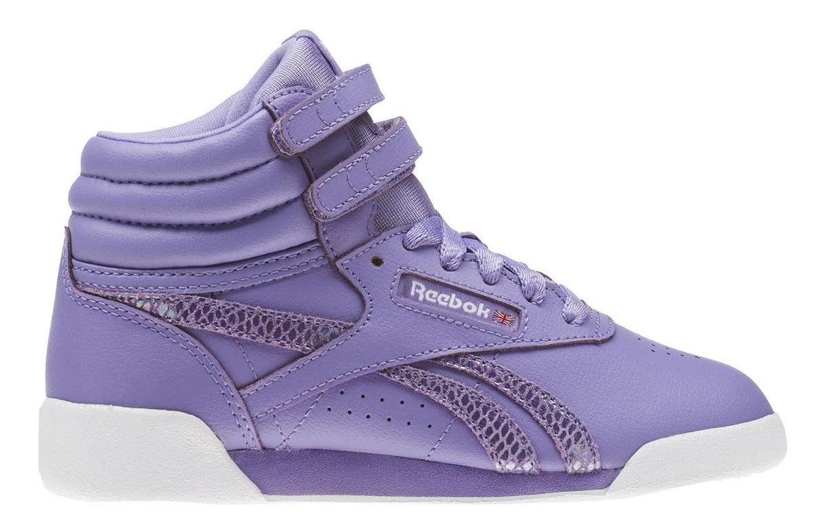Zapatillas Reebok Freestyle Hi Spring cn0326 Reebok