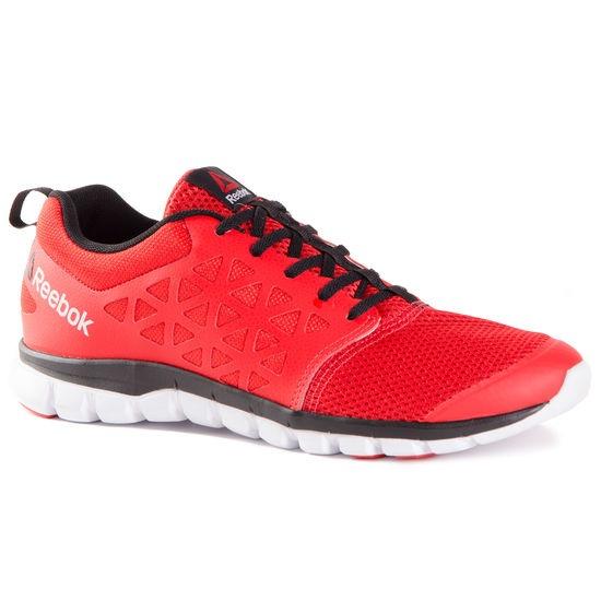 Reebok - Zapatillas para hombre Rojo rojo 42.5 POa8CA9l