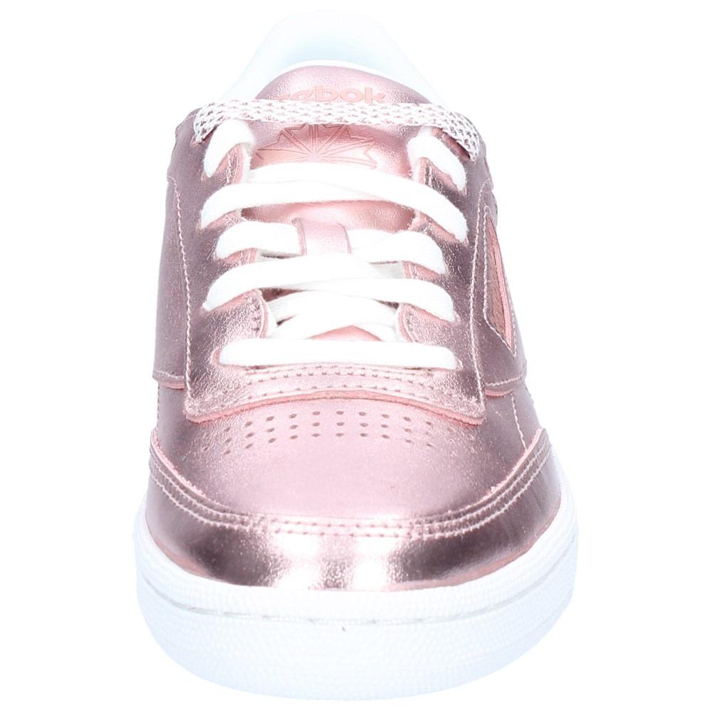 71805fba16e zapatillas reebok mujer club c 85 s shine470. Cargando zoom... zapatillas  reebok mujer. Cargando zoom.
