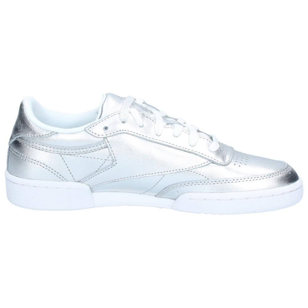 39908247c2a Zapatillas Reebok Mujer Club C 85 S Shine475 -   27.990 en Mercado Libre