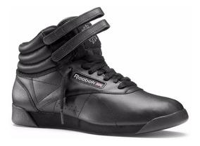 el precio más bajo ebd91 c7229 Zapatillas Reebok Mujer Princess Botin Negro Original Nuevo