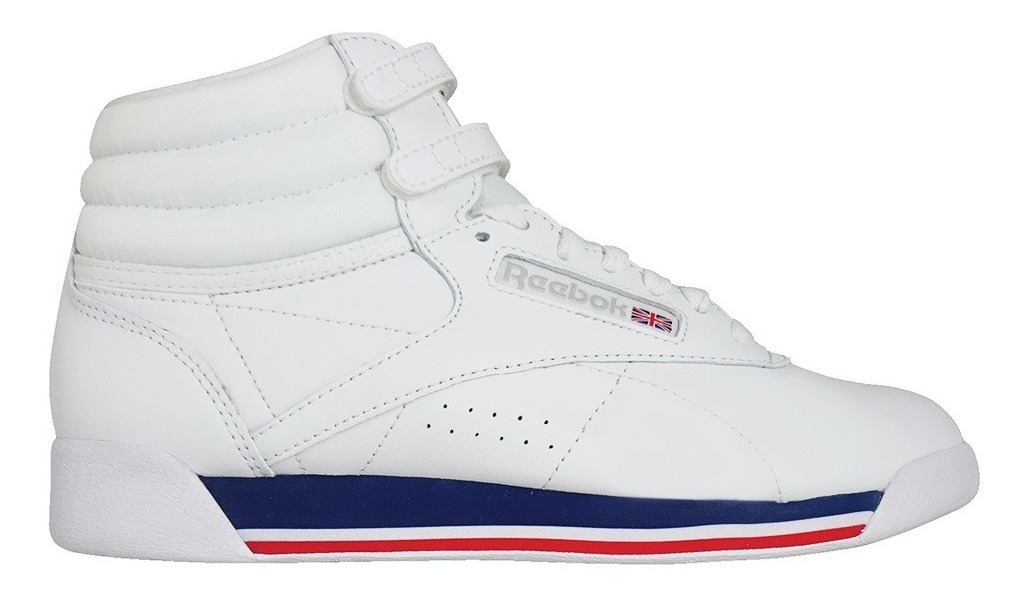 1d6946d1e6 Zapatillas Reebok Niño Freestyle Hi Retro- 5376 - Moov - $ 2.999,00 ...