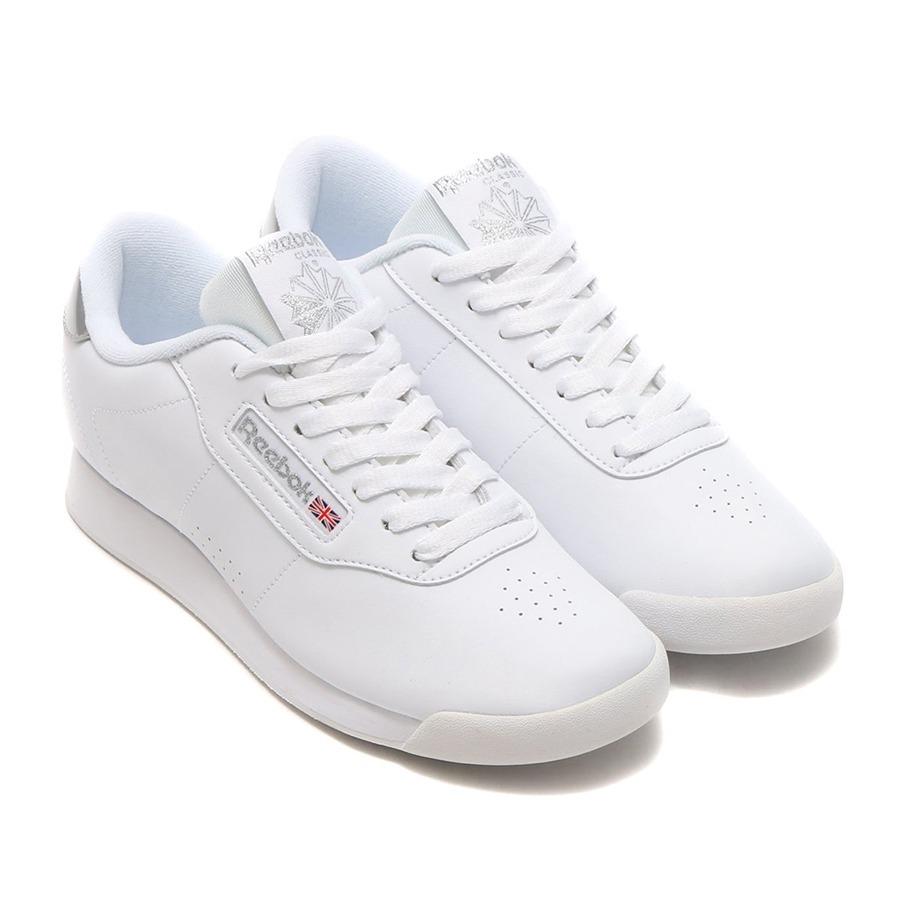5b19334d559 zapatillas reebok princess blancas clasicas para mujer ndpm. Cargando zoom.