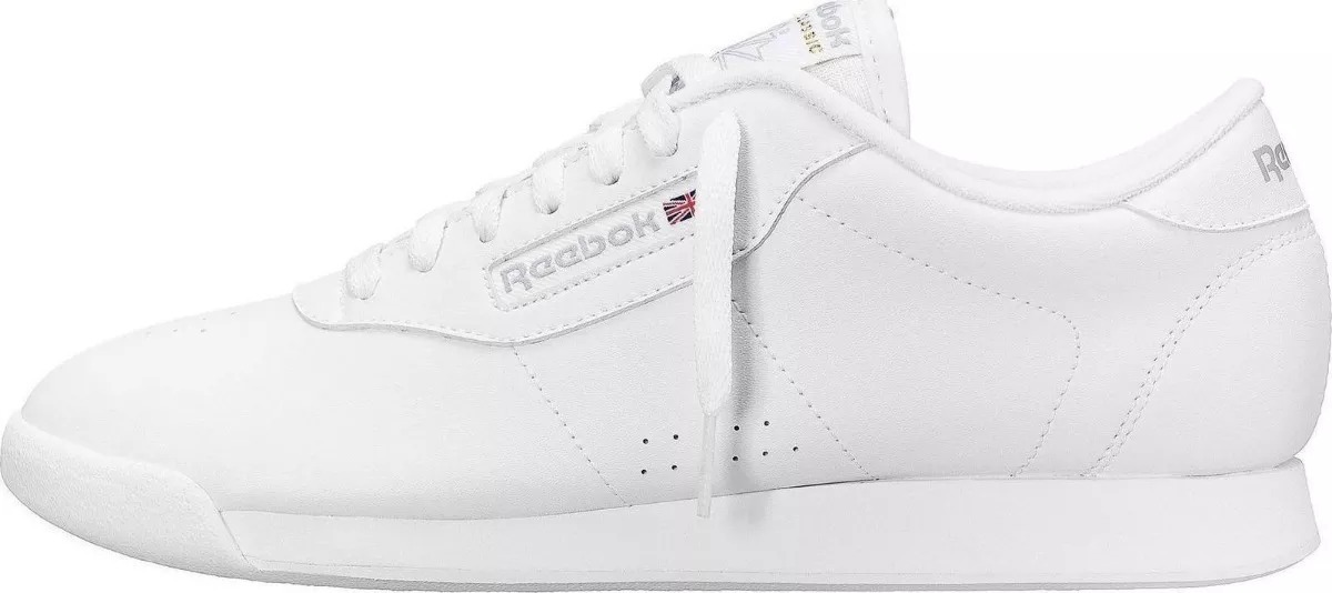 3589ebced1ca1 zapatillas reebok princess white original para mujer. Cargando zoom.