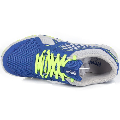 zapatillas reebok quickedge train rs us 9.5 en caja ndph