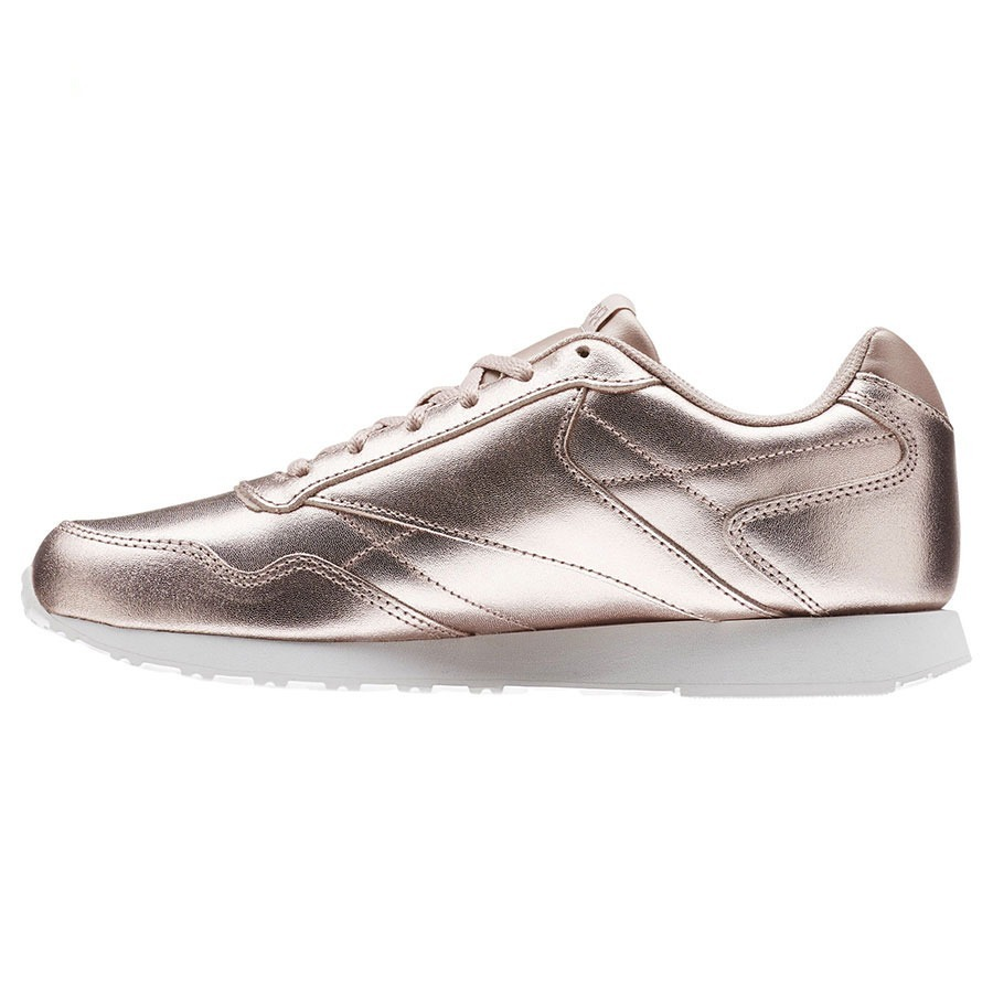 Zapatillas Reebok Royal Glide Rosa Para Mujer Cn3122