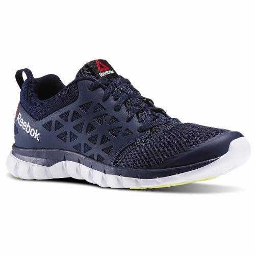 3097887e379d4 Zapatillas Reebok Running Sublite Xt Cushion 2.0 Azul -   1.497
