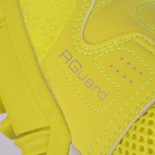 zapatillas reves hockey fox iq amarillas