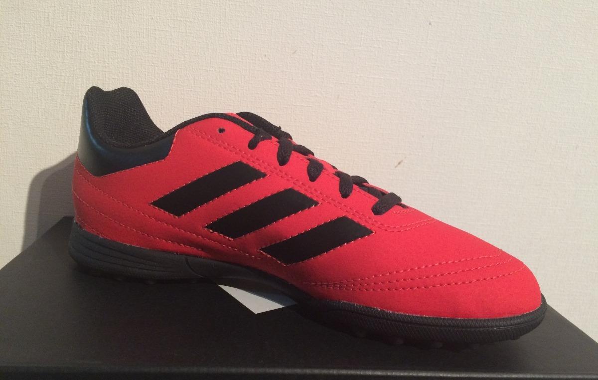 zapatillas rojas niño adidas