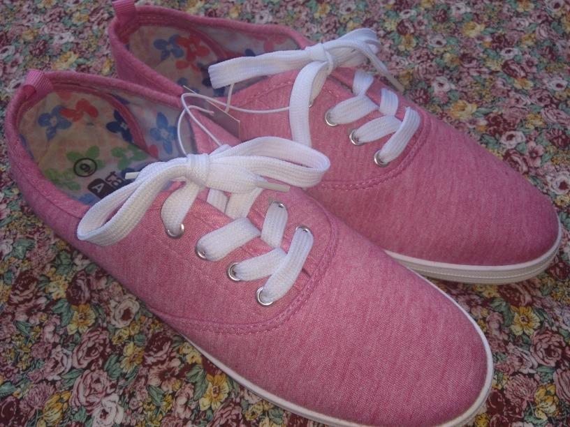 a0b7460536 Zapatillas Rosa Nuevas / Primavera - Verano - $ 850,00 en Mercado Libre