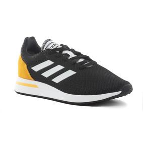 adidas amarillas negras hombre zapatillas