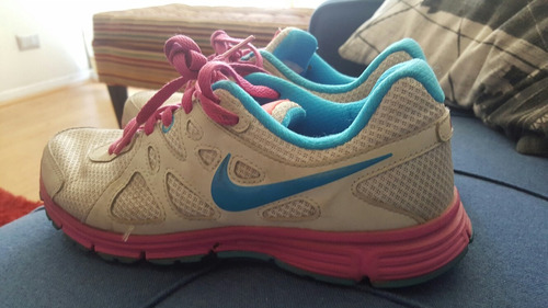 zapatillas runner nike 36 impecables