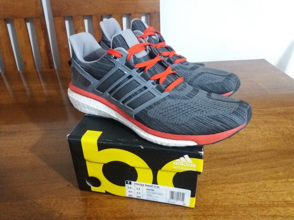 promo code 873aa 0b987 zapatillas running adidas energy boost 3 m. talle 12 12 us. Cargando zoom.
