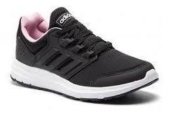 zapatillas running mujeres adidas negras