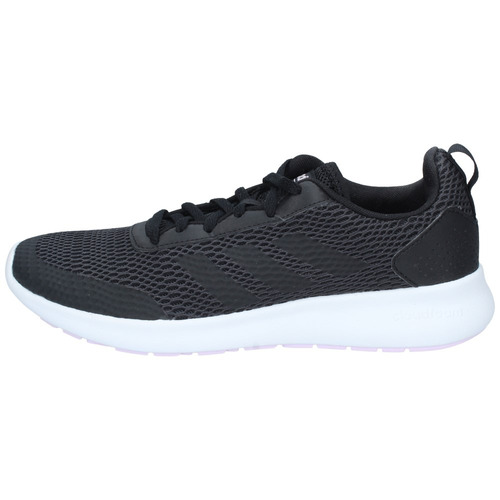 zapatillas running adidas mujer element race negro-carbón-20