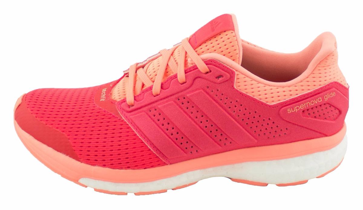 Zapatillas Running adidas Supernova Glide 8 W Mujer/ Brand