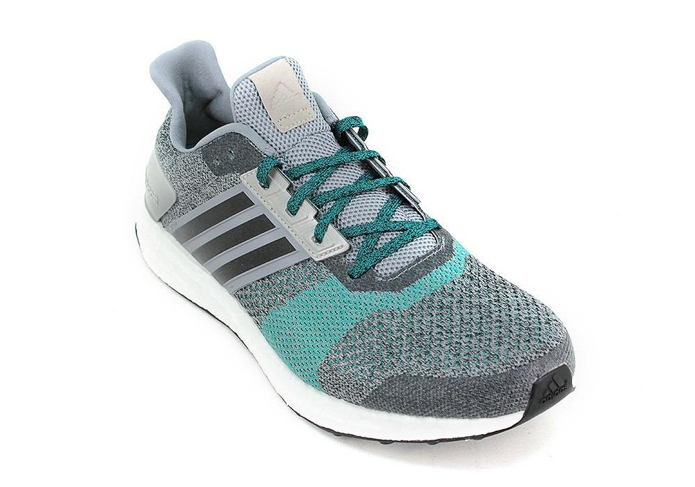 Zapatillas Running Adidas Hombre Adidas Energy Boost 2 Verdes