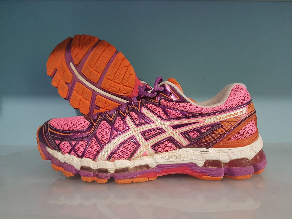 asics mujer runing 39