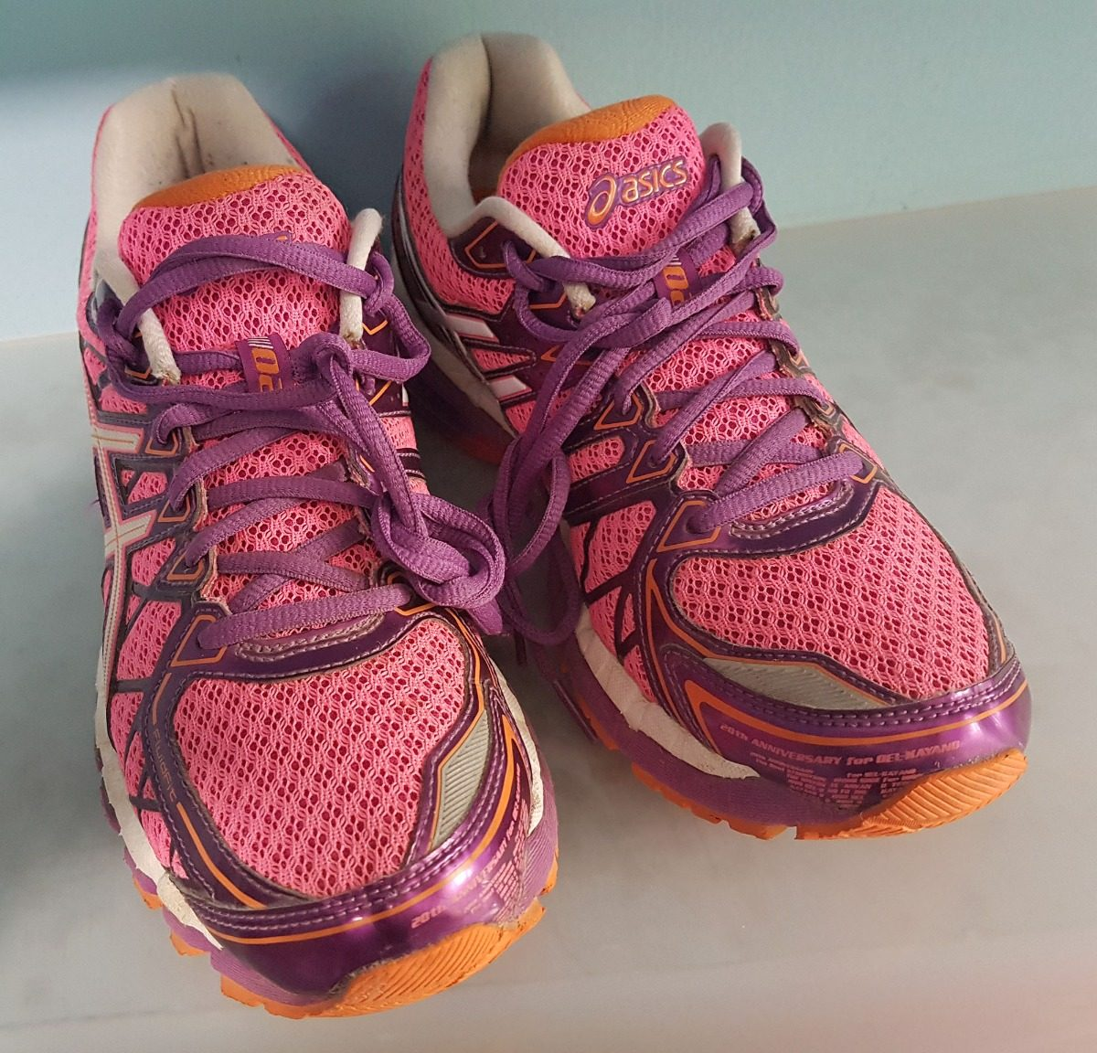 asics running mujer 39